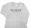 T-SHIRT - GRAY LONG SLEEVE YOUTH
