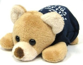 Cover Image For PLUSH BEAR 5""