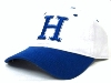 Image for HAT - WHITE/ROYAL BLUE