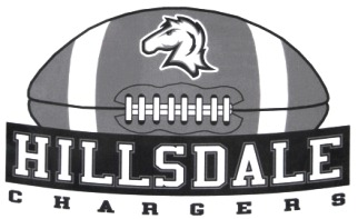 Image For DECAL - FOOTBALL BANNER
