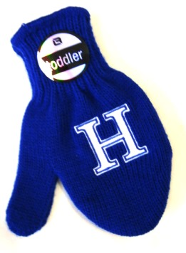 Cover Image For MITTENS - TODDLER ROYAL BLUE