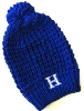 Image for KNIT HAT - ROYAL