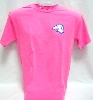 Image for T-SHIRT - LADIES' NEON PINK