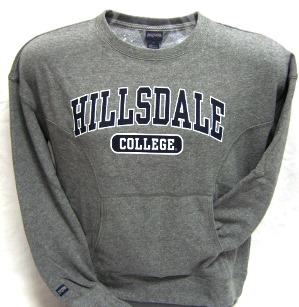 Cover Image For SWEATSHIRT - LADIES' GRAY