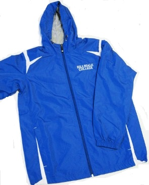 Image For JACKET - ROYAL BLUE FULL ZIP
