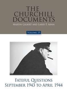 Cover Image For CHURCHILL DOCUMENTS - VOLUME 19