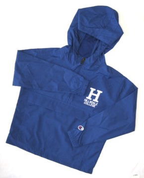 Image For JACKET - ROYAL BLUE 1/4 ZIP YOUTH