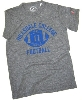 Image for T-SHIRT - GRAY FOOTBALL YOUTH