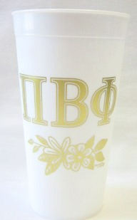 Cover Image For TUMBLER - PI BETA PHI