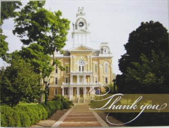 Cover Image For THANK YOU CARDS