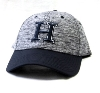 Image for HAT - NAVY BLUE HEATHER