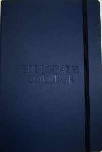 Cover Image For JOURNAL - NAVY BLUE