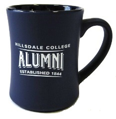 Image For MUG - ROYAL BLUE ALUMNI