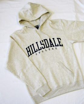 Cover Image For HOODED SWEATSHIRT - OATMEAL