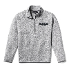 Image for JACKET - GRAY 1/4 ZIP