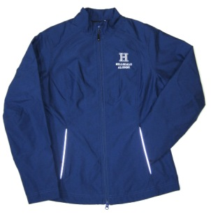 Image For JACKET - LADIES' BLUE ALUMNI