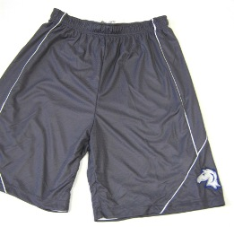 Image For SHORT - CHARCOAL REVERSIBLE