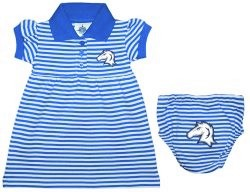 Cover Image For DRESS - ROYAL BLUE/WHITE STRIPE