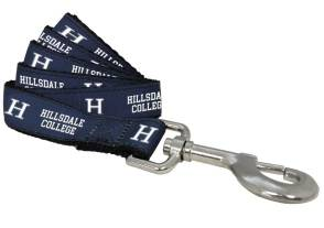 Image For DOG LEASH - NAVY LARGE