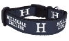 Image for DOG COLLAR - NAVY MEDIUM