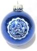 Image for ORNAMENT - BLUE SPARKLE