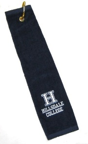 Image For GOLF TOWEL - NAVY