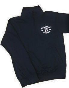 Image For JACKET - NAVY BLUE 1/4 ZIP