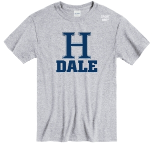 Cover Image For T-SHIRT - GRAY DALE