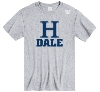 Image for T-SHIRT - GRAY DALE