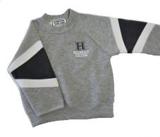 Image For SWEATSHIRT - GRAY INFANT/TODDLER