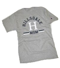 Image For T-SHIRT - GRAY MOM
