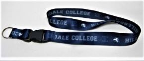 Image For LANYARD - NAVY BLUE
