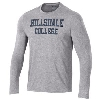 Image for T-SHIRT - GRAY LONG SLEEVE