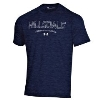 Image for T-SHIRT - NAVY BLUE UNDER ARMOUR