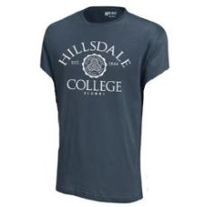 Cover Image For T-SHIRT - NAVY BLUE ALUMNI