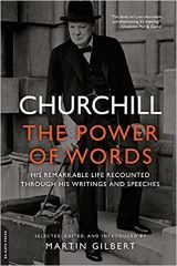 Image For CHURCHILL THE POWER OF WORDS: