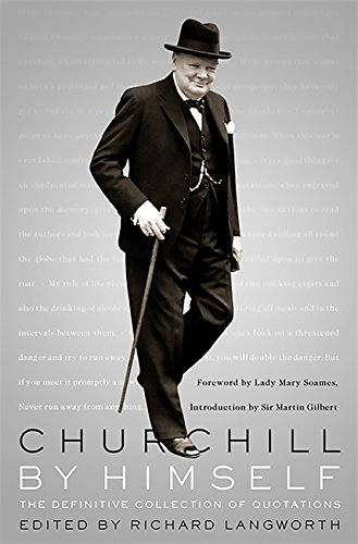 Image For CHURCHILL BY HIMSELF: