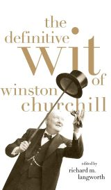 Image For DEFINITIVE WIT OF WINSTON CHURCHILL