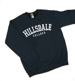 Image For SWEATSHIRT - NAVY BLUE