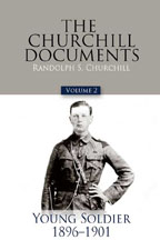 Image For CHURCHILL DOCUMENTS - VOLUME 2
