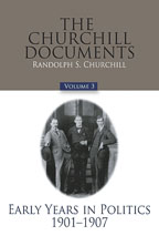 Image For CHURCHILL DOCUMENTS - VOLUME 3