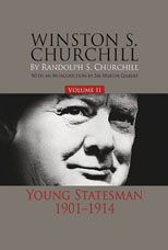 Cover Image For WINSTON S. CHURCHILL - BIOGRAPHY - VOL II