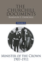 Cover Image For CHURCHILL DOCUMENTS - VOLUME 4
