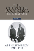 Image For CHURCHILL DOCUMENTS - VOLUME 5