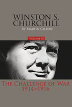 Image For WINSTON S. CHURCHILL - BIOGRAPHY - VOL III