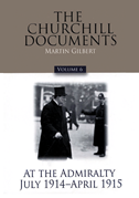 Image For CHURCHILL DOCUMENTS - VOLUME 6