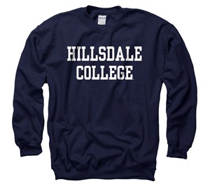 Cover Image For SWEATSHIRT - NAVY BLUE BASIC