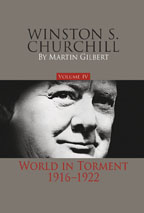 Cover Image For WINSTON S. CHURCHILL - BIOGRAPHY - VOL IV
