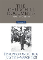 Image For CHURCHILL DOCUMENTS - VOLUME 9