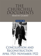 Image For CHURCHILL DOCUMENTS - VOLUME 10